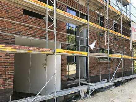 Traumhafte Neubauwohnung mit großzügiger Terrasse in einmaliger Lage am Werseufer!