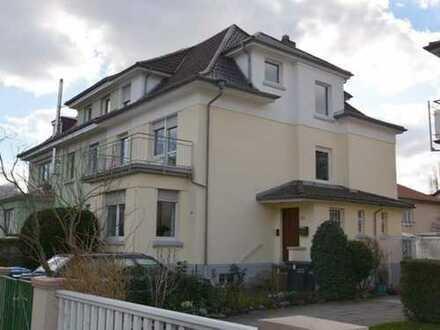 Attraktives 8-Zimmer-Haus mit Garten zur Miete in Neuenheim, Heidelberg