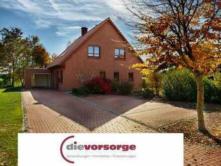 Einfamilienhaus mit Garage in Varrel zu verkaufen!