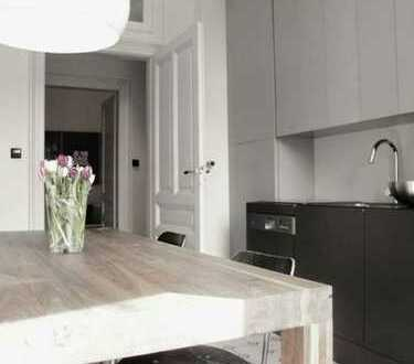 Stil-Altbau Design Apartment in City Nähe