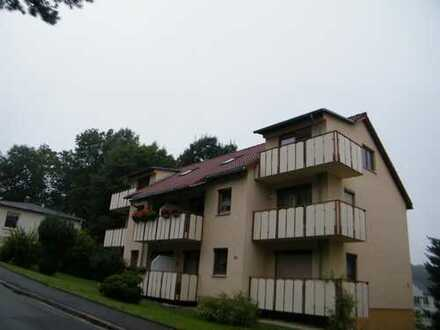 Oelsnitz / Erzgebirge - Großzügige Eigentumswohnung in ruhiger Lage