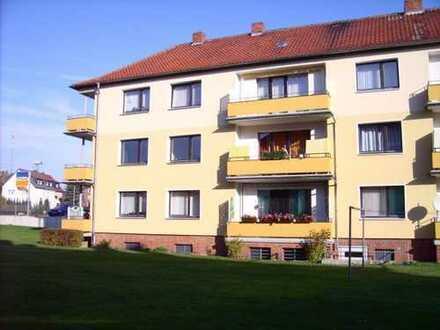 3-Zimmer-Wohnung mit Balkon und Duschbad