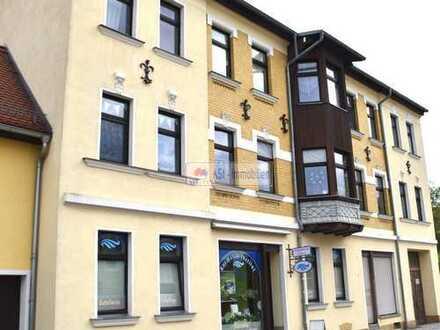Kapitalanlage: Wohn- und Geschäftshaus im Herzen von Brandis mit Nebengebäuden