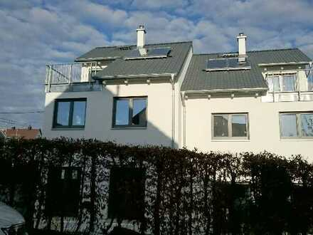 Schöne Neubau-DHH in Remseck-Aldingen