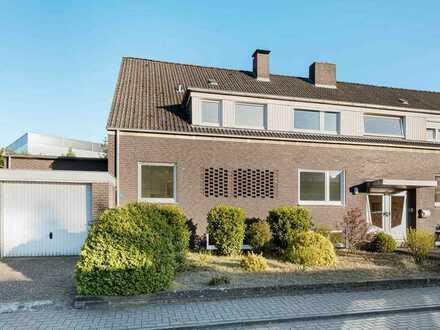 Großzügige 4-5 Zi. Wohnung mit Bungalow Charakter in Münster Mecklenbeck