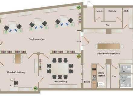 53639 Königswinter. Repräsentative und top ausgestattete Büroflächen - für viele Branchen geeignet.