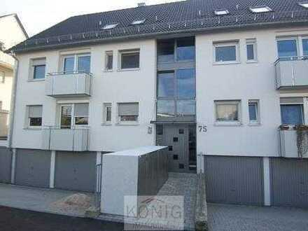 Sanierte, helle und gemütliche 3 Zi.-DG-Wohnung in Bernhausen Obj.-Nr. 2503