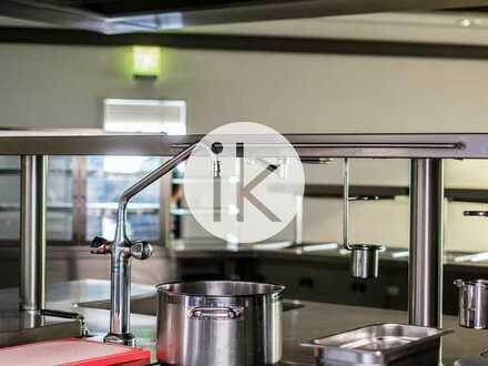 Betriebskantine sucht Caterer oder Kochstudio*****