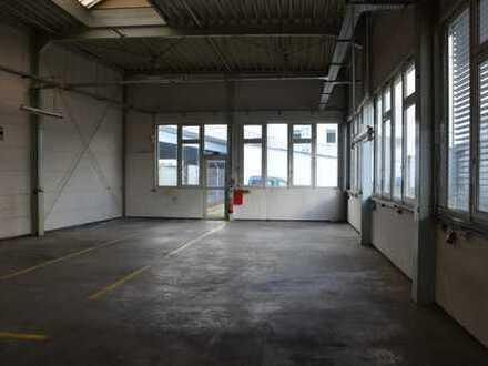 neu strukturierter Gewerbehof bietet freie Hallen- / Produktionsfläche