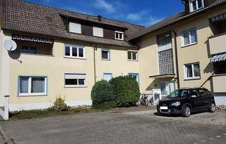 Liebevoll sanierte 5-Zimmer-Maisonette-Wohnung mit Balkon und EBK in Schliengen