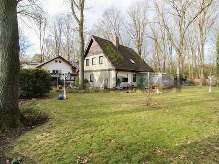 Familienidyll: EFH mit attraktivem Grundstück in naturnaher Lage von Berlin-Kladow
