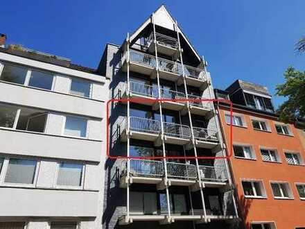Rheinnähe! Toplage Bayenthal! Geräumige 3-Zimmerwohnung in vorzugter Lage