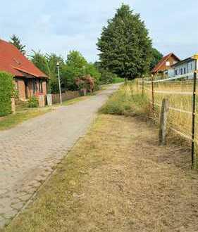 Baugrundstück in idyllischer Lage - EFH oder DH möglich - Seenähe
