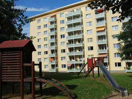 2-Raum-Wohnung in schönem Wohnumfeld