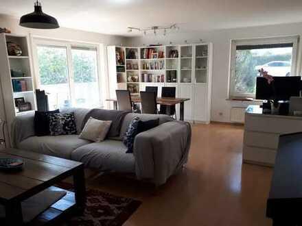 3-Zimmer-EG-Wohnung mit Terrasse und Einbauküche