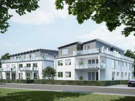 Modernes Penthouse mit Dachterrasse