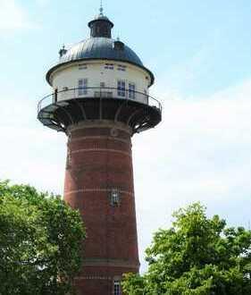 Feudenheim, mit Blick auf den Wasserturm