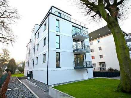 Neubau-Erstbezug: Großzügige Vier-Zimmer-Wohnung mit zwei Balkonen