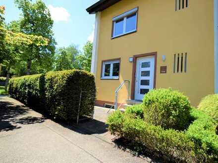 Hier fühlen Sie sich wohl! Zentrale Wohnlage mit eigenen Garten in GD-Weststadt