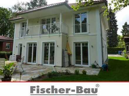 Hannover-Bemerode: Neubau Ihres individuellen Architektenhauses zum Festpreis. Stein auf Stein