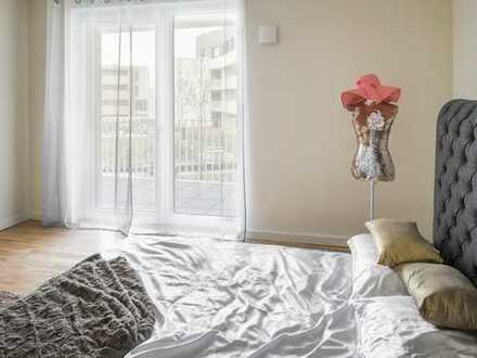Wohnkomfort in 1a Lage von Dresden! 2-Zimmer-Wohnung mit Terrasse zum grünen Innenhof