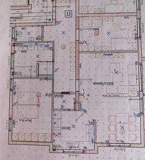 Neuwertige 3,5-Zimmer-Wohnung mit Balkon und Einbauküche in Althengstett