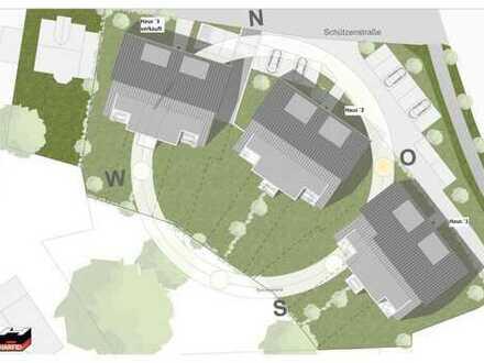 Modernes Wohnen im Lindencamp Carrée -Barrierearme Neubauwohnungen in Bruckhausen (Hünxe)