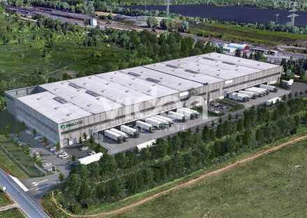 LOGISTIK | 7.000 bis 16.000 m² | UKB 12,2 m | 33 RAMPEN | VIDAN REAL ESTATE
