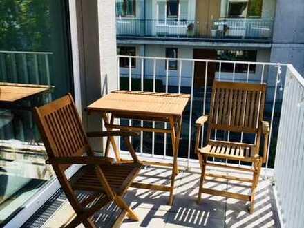 Exklusive, neuwertige 3-Zimmer-Wohnung mit Balkon und Einbauküche in Konstanz, Paradies
