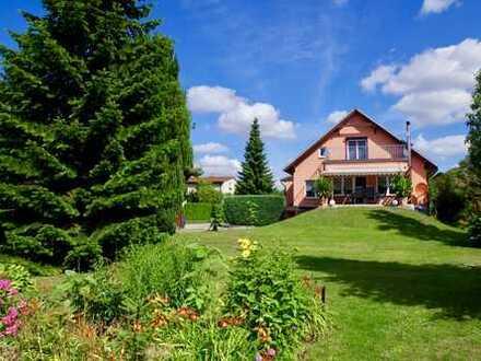 Geräumiges Einfamilienhaus mit sehr guter Ausstattung in Loitz zu verkaufen