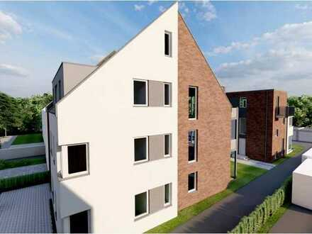 Schicke Komfortwohnung im Dachgeschoss über 2 Etagen im 3 Familienhaus