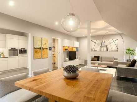 Attraktive Doppelhaushälfte – den Nachbarn wählen Sie