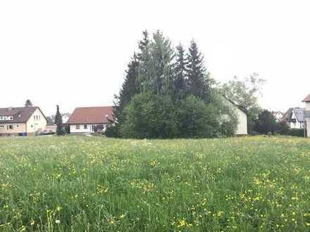 Baugrundstück in ruhigem Wohngebiet von Grosselfingen