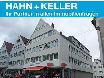 Interessante 2 Zimmer-Wohnung im Herzen der Stadt Biberachs!