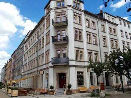+++ Individuelle tolle 6 Raumwohnung mit 2 Balkonen +++