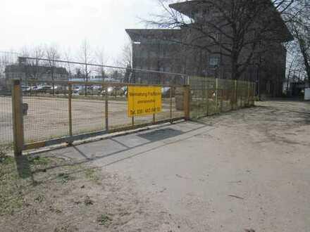 Bild_Gut gelegene Freilagerfläche im Gewerbegebiet Süd von Falkensee