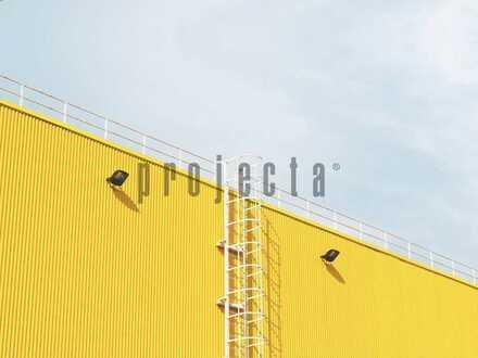TOP-Lager-/ Produktionsfläche direkt an der A5/B3