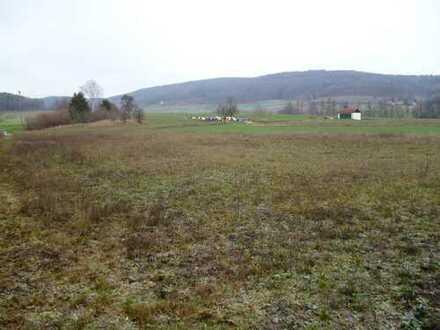Für Investoren mit Weitblick – großes Baugrundstück in Scheßlitz (Ortsteil), auch Erwerb von Teilflä
