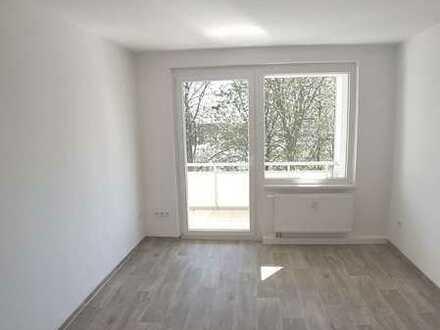 **Erste eigene Wohnung mit ca. 40,11m²! 2-Raum mit Balkon in Lauchhammer-Mitte**
