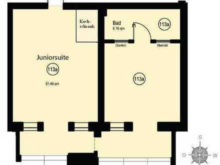 Schöne zwei Zimmer Wohnung