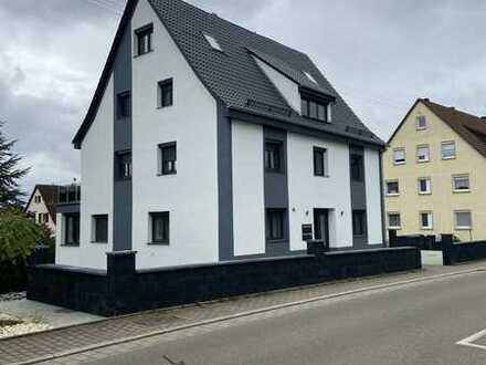 Vollständig renovierte Wohnung mit vier Zimmern und Balkon in Spaichingen