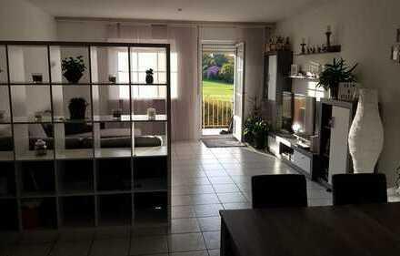 Gepflegte 3-Zimmer-Wohnung mit Balkon und Einbauküche in Crailsheim