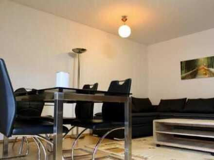 Einziehen und Wohlfühlen! Möblierte Wohnung mit Balkon und Tiefgaragenstellplatz