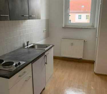 Im Grünen gelegene 1-Raum-Wohnung zum Wohlfühlen sucht Sie!