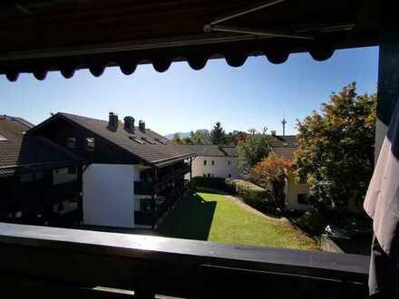 Großzügige 3-Zimmer-Whg. mit Bergblick in ruhiger Wohnlage von Bad Aibling