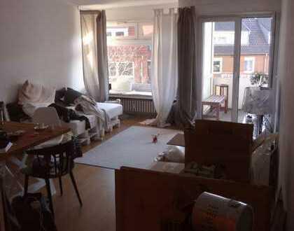 Münster zwischen Dom und Schloss - Umfassend sanierte 3-Zimmer-Wohnung in ruhiger Straße