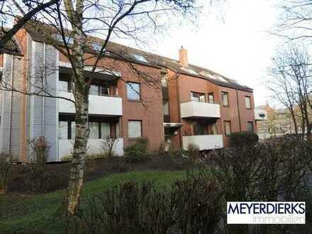 Wechloy - Carl-von-Ossietzky-Str.: renovierte 2-Zi.-Wohnung mit EBK - direkte Nähe zur Universität