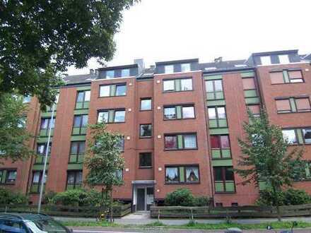 Vermietete Drei-Zimmer-Wohnung in ruhiger Lage Gröpelingens