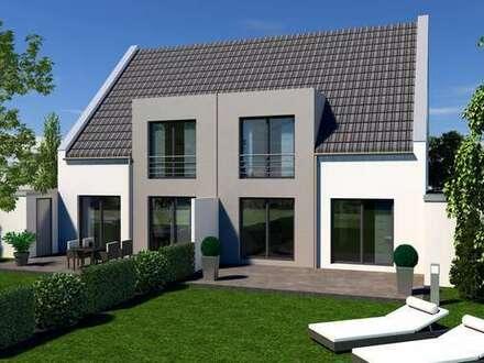 Zwei attraktive Doppelhaushälften mit Keller in Mettmann- Metzkausen