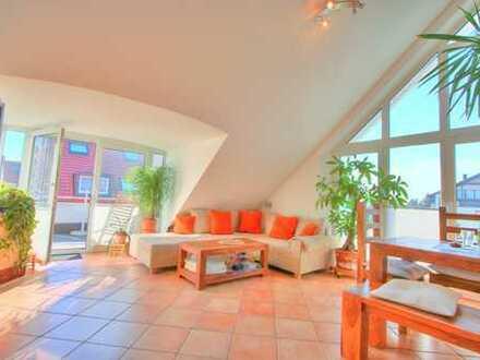 Oase der Ruhe I Helle Galerie-Dachgeschoss-Wohnung I ruhige Lage I Nähe S-Bahn I Gilching